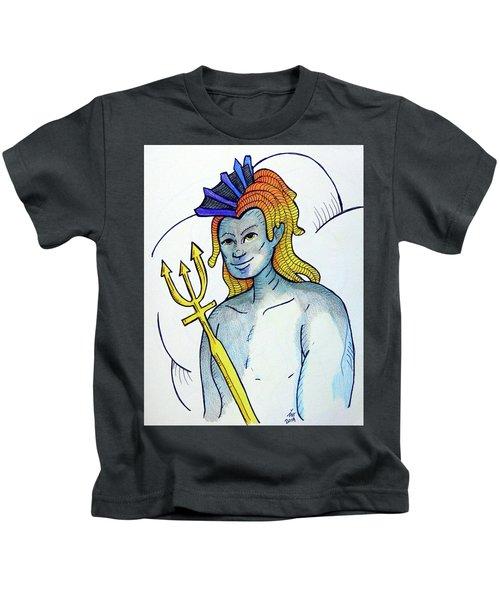 Neptune  Kids T-Shirt