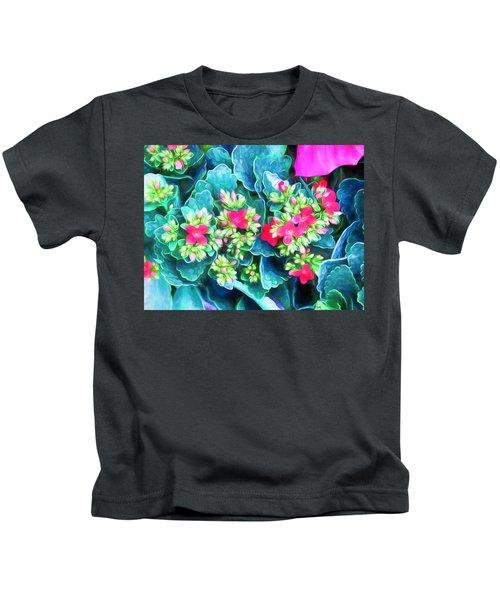 New Blooms Kids T-Shirt