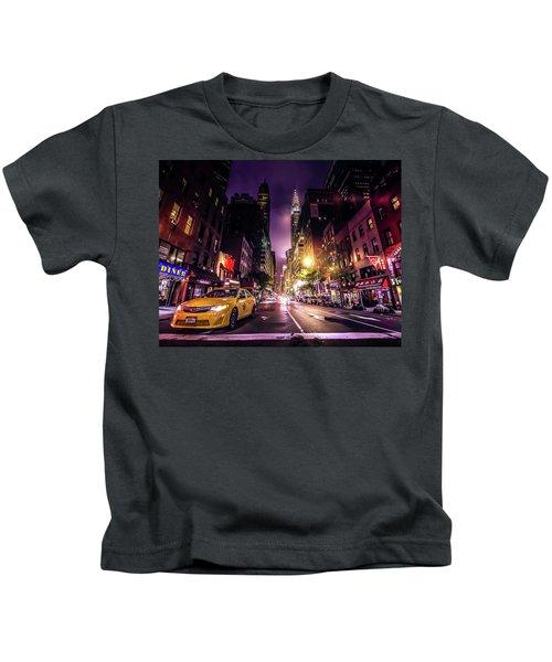 New York City Street Kids T-Shirt