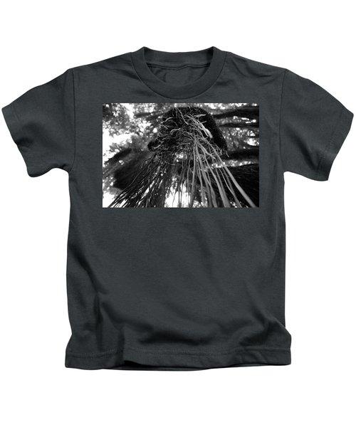 New Zealand Christmas Tree Five Kids T-Shirt