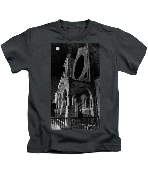 Night Church Kids T-Shirt