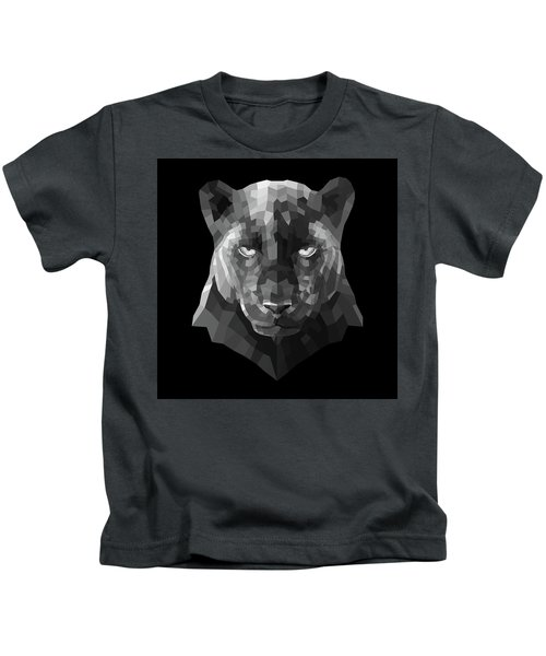 Night Panther Kids T-Shirt