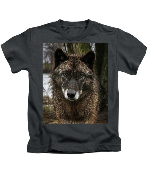 Niko Portrait Kids T-Shirt