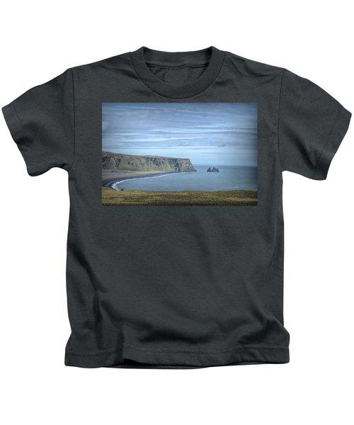 Nordic Landscape Kids T-Shirt