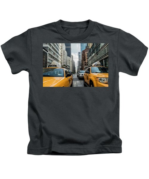 Ny Taxis Kids T-Shirt