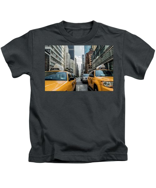 Ny Taxis Kids T-Shirt