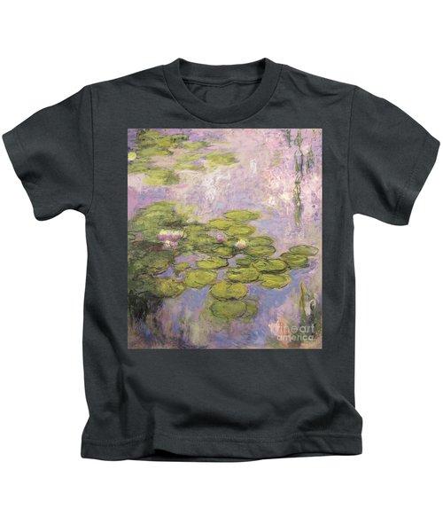 Nympheas, 1916 To 1919 Kids T-Shirt
