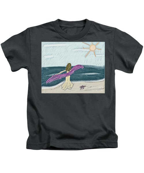 Ocean Dance Kids T-Shirt