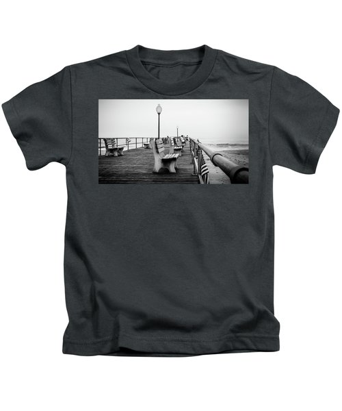 Ocean Grove Pier 2 Kids T-Shirt