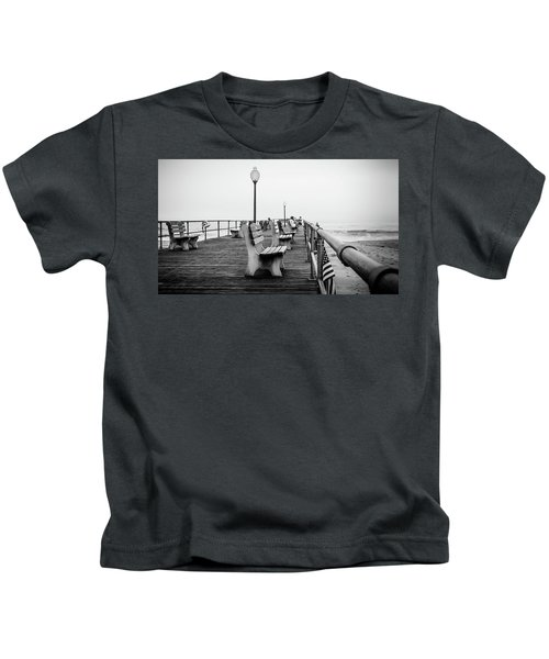 Ocean Grove Pier 2 Kids T-Shirt