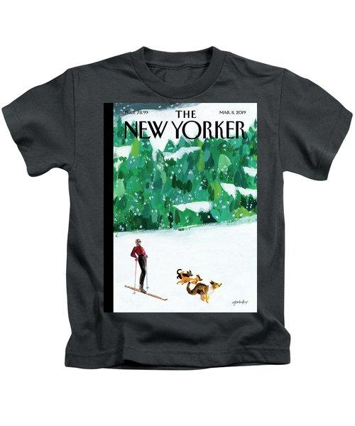 Off The Path Kids T-Shirt