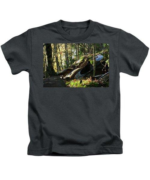Old Cars Kids T-Shirt