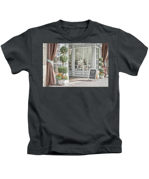 Old Days Kids T-Shirt