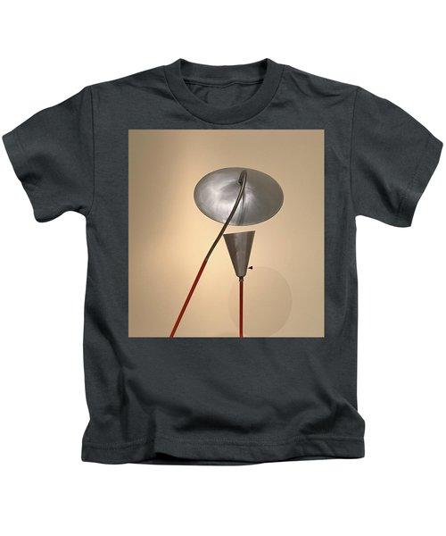 Old Modern Lamp Kids T-Shirt