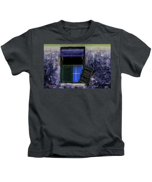 Old Window 2 Kids T-Shirt