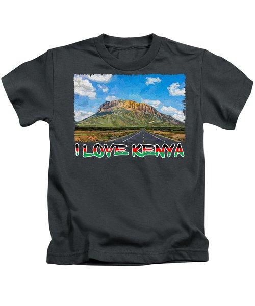 The Sacred Mountain Kids T-Shirt