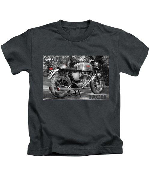 Original Cafe Racer Kids T-Shirt