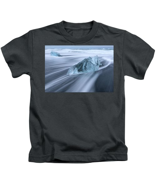 Ornate Ice Kids T-Shirt
