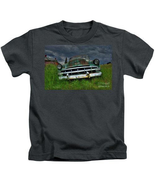 Out To Pasture Kids T-Shirt