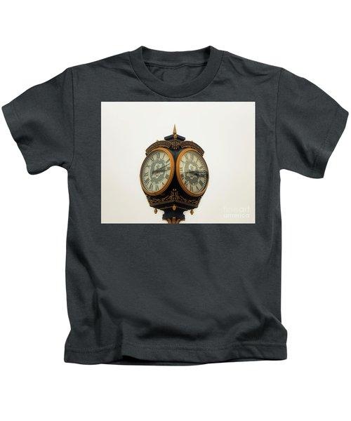 Outside Timepiece Kids T-Shirt