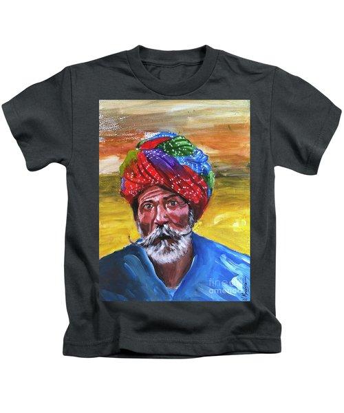 Pagdi Kids T-Shirt