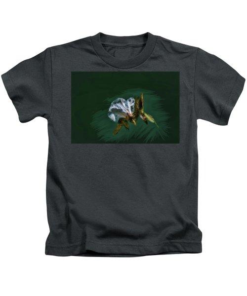 Painted Bindweed #i2 Kids T-Shirt