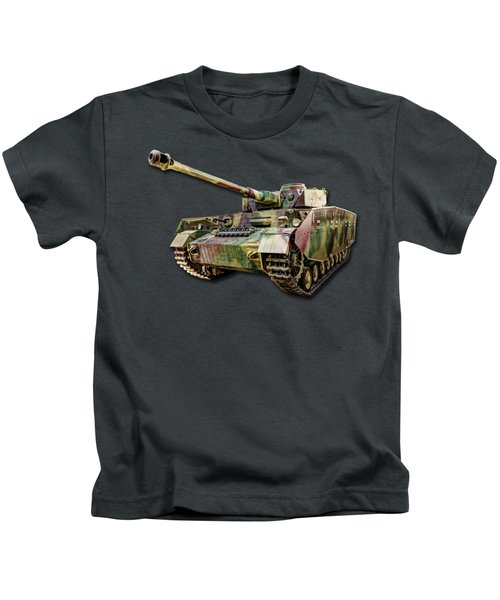 Panzer Iv Kids T-Shirt