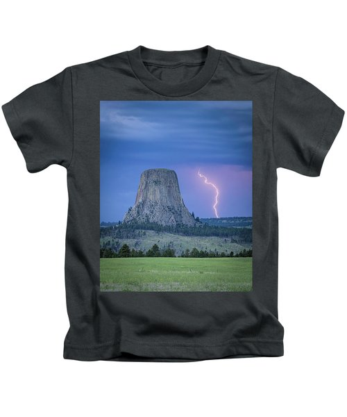 Parallel The Tower Kids T-Shirt