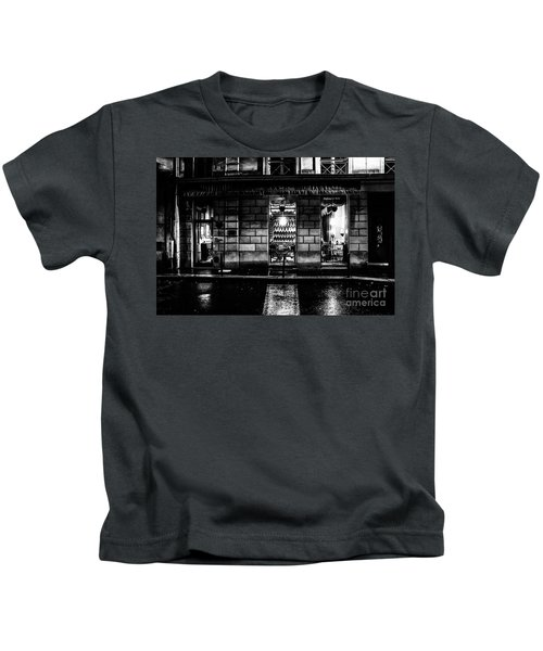 Paris At Night - Rue Bonaparte 2 Kids T-Shirt