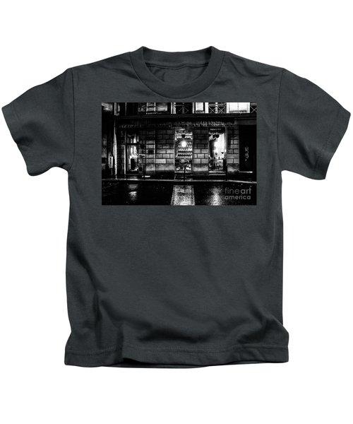 Paris At Night - Rue Bonaparte 2 Kids T-Shirt