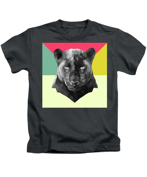 Party Panther Kids T-Shirt