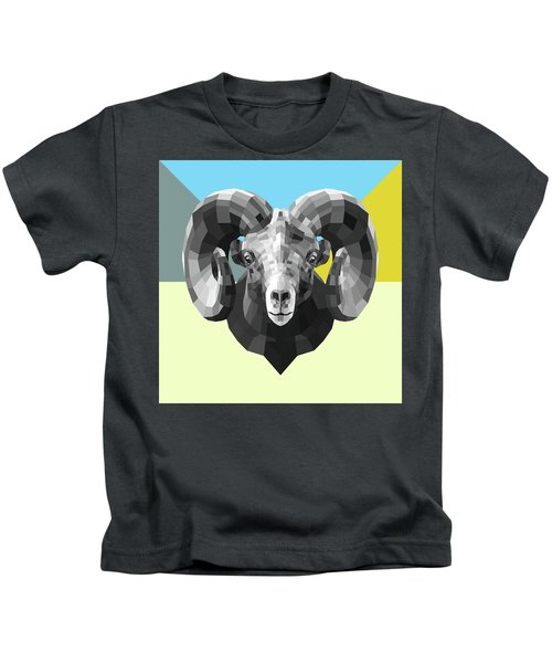 Party Ram Kids T-Shirt