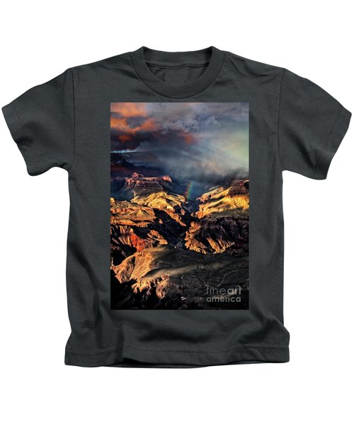 Passing Storm Kids T-Shirt