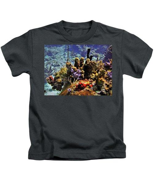 Patch Reef Bluff Kids T-Shirt