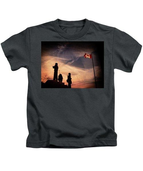 Peacekeepers Kids T-Shirt