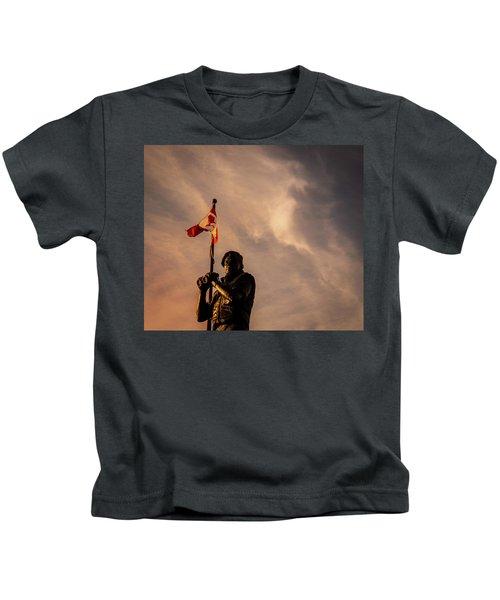 Peacekeeping Kids T-Shirt
