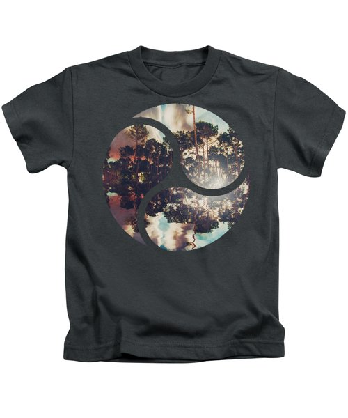 Perfect Symmetry Kids T-Shirt
