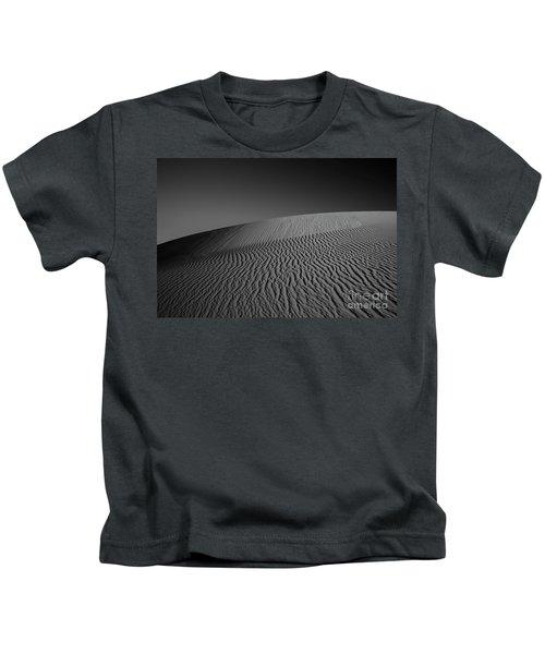 Perry Sandhills Black And White Kids T-Shirt