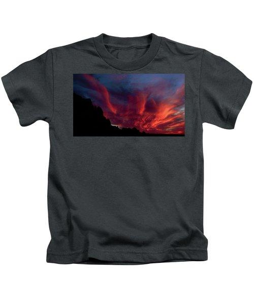 Phoenix Risen2 Kids T-Shirt