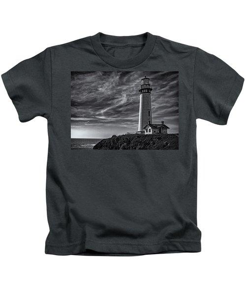 Pigeon Point Light Station Kids T-Shirt