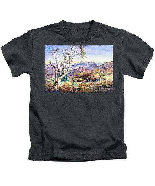 Pilbara, Hamersley Range, Western Australia. Kids T-Shirt