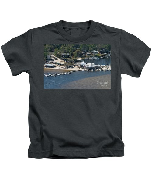 Pirates Cove - Natural Kids T-Shirt