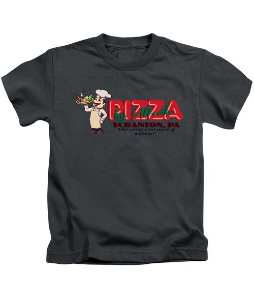 Pizza By Alfredo Kids T-Shirt