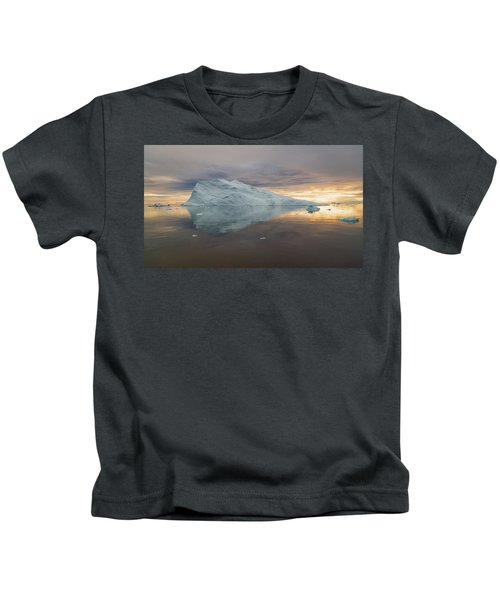 Pointed Ice Kids T-Shirt