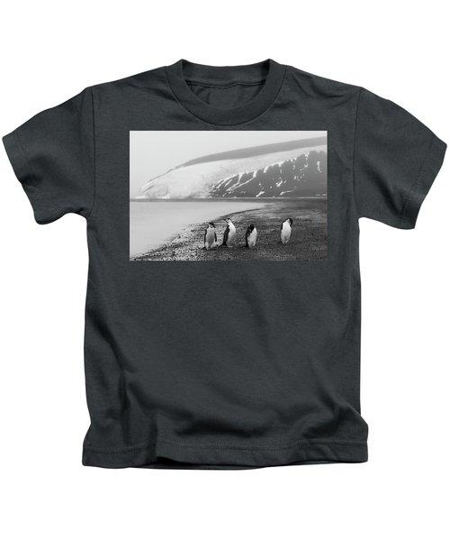 Police Lineup Kids T-Shirt