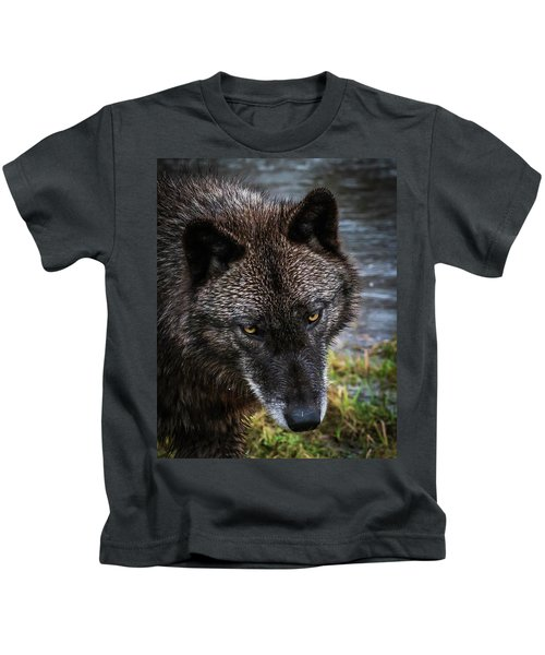 Portrait Niko Kids T-Shirt