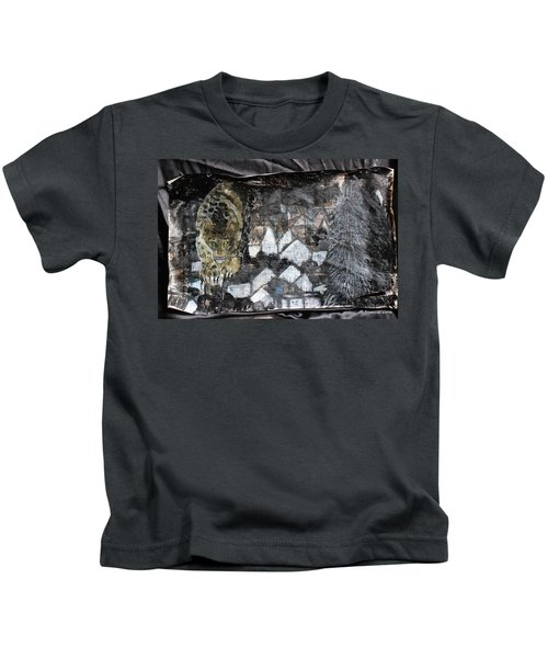 Power Strolled Onto The World Kids T-Shirt
