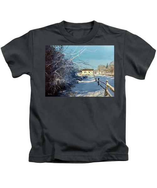 Promise Of Tomorrow Kids T-Shirt