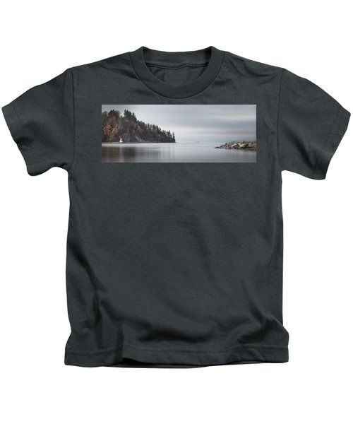 Brockton Point, Vancouver Bc Kids T-Shirt