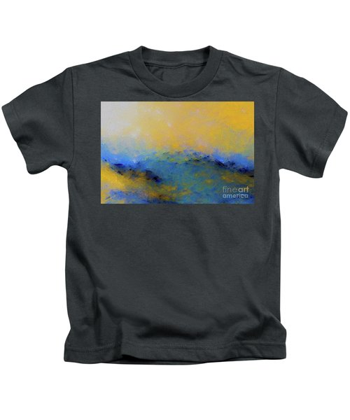 Psalm 100 4. With Thanksgiving Kids T-Shirt